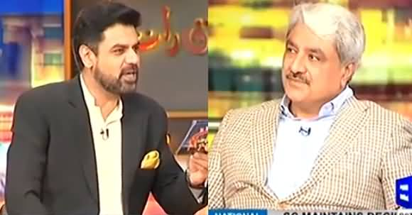 Interesting Rapid Fire Round With Khawaja Salman Rafique