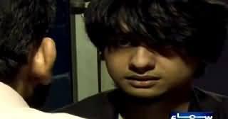 Interrogation (Crime Show) On Samaa News – 25th April 2015