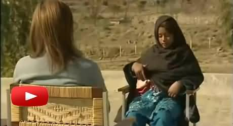 Interview of 13 Years Old Girl That Was Trained By Taliban As Suicide Bomber