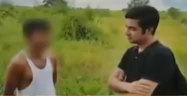 Iqrar ul Hassan Exclusive Video From Burma Showing The Real Situation