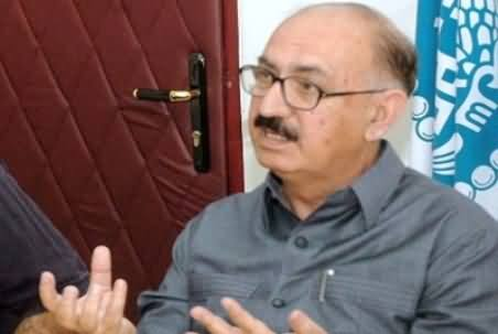 Irfan Siddiqui Denies the News of His Appointment As MD PTV