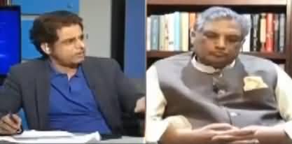 Irshad Bhatti Analysis on Chairman NAB Justice (R) Javed Iqbal Scandal