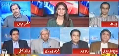Irshad Bhatti And Mazhar Abbas Analysis on NA-120 By-Election