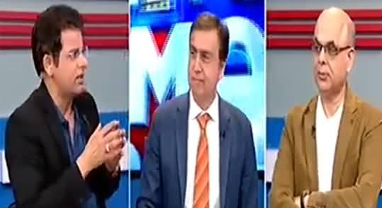 Irshad Bhatti Aur Muhammad Malick Ke Darmiyan Dilchasp Nook Jhook