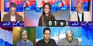 Irshad Bhatti Bashing Those Who Are Criticizing PM Imran Khan