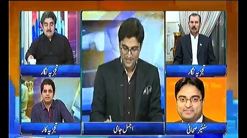 Irshad Bhatti mocking Reham Khan By Telling Made up Stories and Jokes About Imran Khan