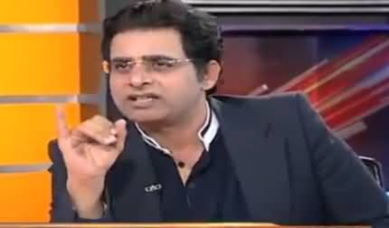 Irshad Bhatti's Befitting Reply To Javed Latif Over His Indirect Criticism on Establishment