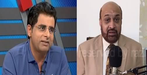 Irshad Bhatti's Remarks About Sindhis, Insider Attack on Geo Tv - Details By Rizwan Razi