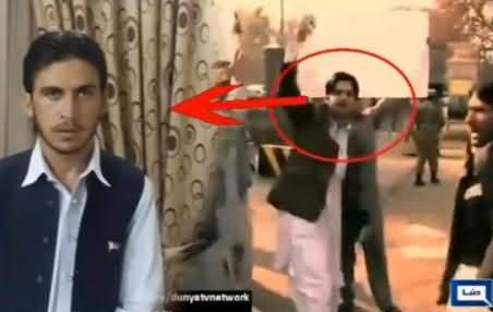 Is Ejaz Khattak of PPP Also A Parent of Martyrs Children of APS Peshawar?