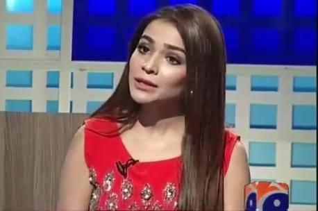 Is Humaima Malik Demanding Pakistan Govt To Allow Girls For Wearing Shorts?
