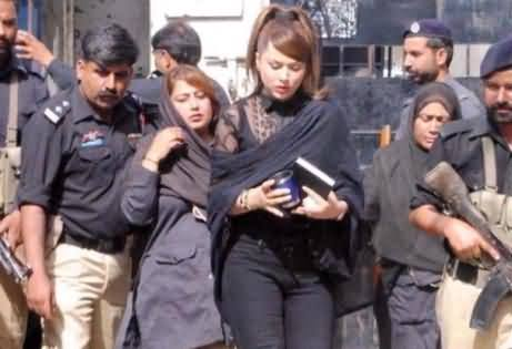 Is Model Ayyan Ali Really 5-Month Pregnant? Watch This Video For Proof