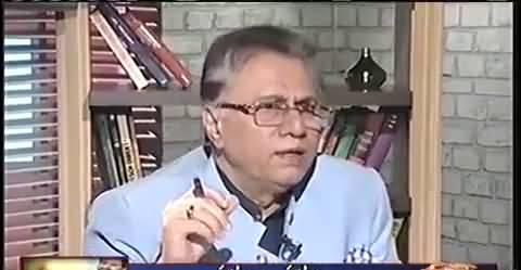 Pakistan Mein Establishment Ki Sab Se Pyari Nishani Nawaz Sharif Hain - Hassan Nisar