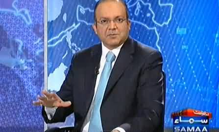 Is PTI or PMLN Pressurizing Nadeem Malik and His Channel's Management