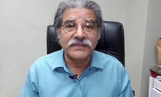 Ishaq Dar Allegedly Took Loans Worth 32 Billion US Dollars Under Various Companies - Sami Ibrahim
