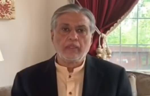 Ishaq Dar Demands Sheikh Rasheed's Resignation on Trains Accident
