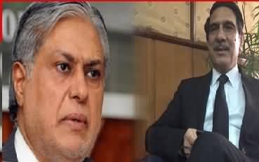 Ishaq Dar's Lawyers Put Him In A New Trouble
