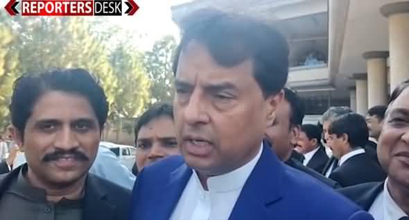 ISI Chief Ki Appointment Ka Ikhtiar Army Chief Ka Hai - Captain Safdar
