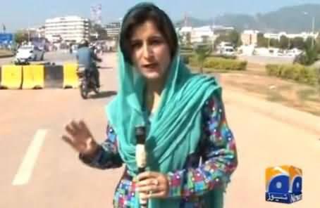 Islamabad Residents Views on Dr. Tahir ul Qadri's Dharna Ending
