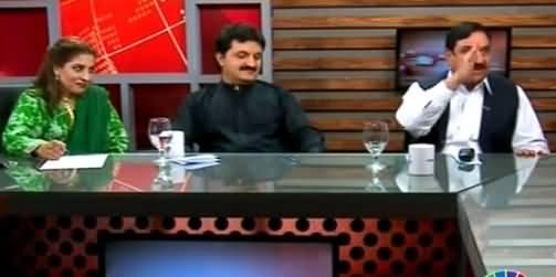 Islamabad Se (Axact Scandal Se Mulk Ki Badnami Hui - Ch. Nisar) – 19th May 2015