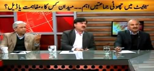 Islamabad Se (PPP's Efforts For Chairman Senate) – 9th March 2015