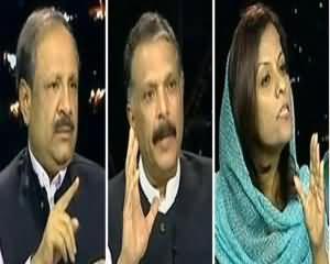 Islamabad Tonight - 18th June 2013 (Nayi Hukomaat Deshat Gardi Pe Kaise Kaabo Payegi?)