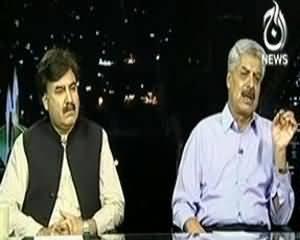 Islamabad Tonight - 1st July 2013 (Deshat Gardon Ne Quetta Aur Peshawar Ko Khoon Mai Nehla Dia)