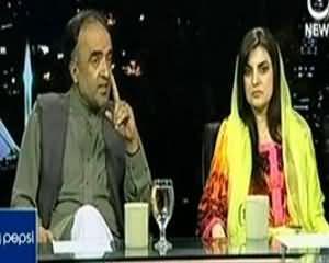 Islamabad Tonight - 20th June 2013 (Target Killing Khatam Karne k Liye Sindh Hukomaat Ko 30 Din Ki Muhlat)