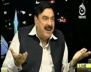 Islamabad Tonight - 26th June 2013 (Shaikh Rasheed Ahmad Exclusive)