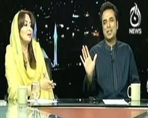 Islamabad Tonight - 6th August 2013 (Deshat Gardi Ko Kaise Roka Jaye..??)