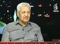 Islamabad Tonight (Dr Abdul Qadeer Khan Exclusive Interview) - 9th August 2013