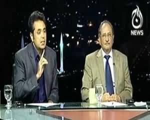 Islamabad Tonight (Taliban Ko Daftar Kholne Ki Ijazat Dein - Imran Khan) - 25th September 2013