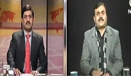Islamabad Tonight (What is Hurdle In the Way of Military Courts) - 24th December 2014