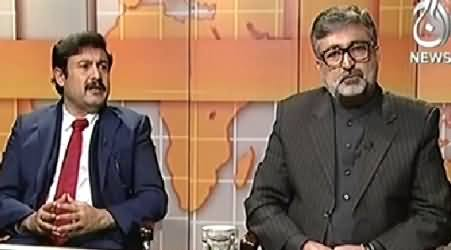 Islamabad Tonight (Why Opposing Legal Community?) - 31st December 2014