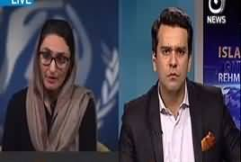 Islamabad Tonight With Rehman Azhar (Burma Muslims) – 8th September 2017