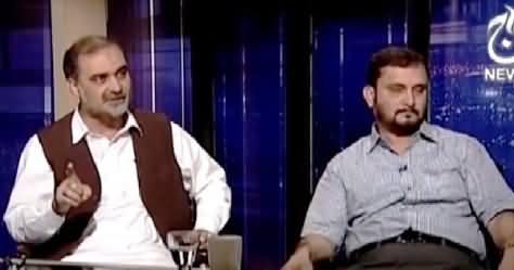 Islamabad Tonight With Rehman Azhar (Karachi NA-246 By-Election) – 7th April 2015