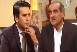 Islamabad Tonight With Rehman Azhar (Khawaja Saad Rafique Interview) – 27th April 2017