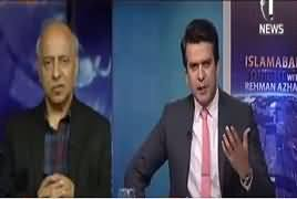Islamabad Tonight With Rehman Azhar (MQM Yaum e Tasees) – 18th March 2017