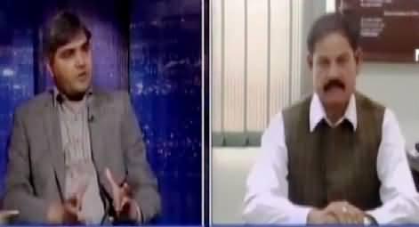 Islamabad Tonight With Rehman Azhar (Mulki Halaat) – 18th March 2015