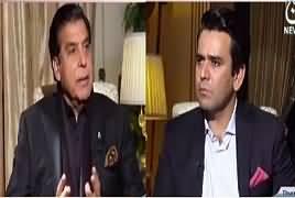 Islamabad Tonight With Rehman Azhar (Pervez Ashraf Interview) – 5th January 2017