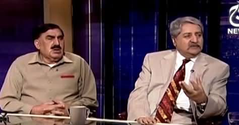 Islamabad Tonight With Rehman Azhar (Rangers Operation At 90) – 11th March 2015