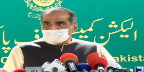 Why PMLN Is Not Satisfied with Recount in NA-249? Khawaja Saad Rafique's Important Media Talk