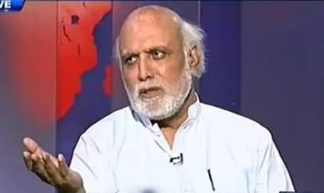 It is A Change in Pakistan's History, Haroon Rasheed Views on Rangers Raid at Nine Zero