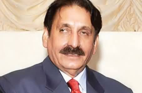 It is Better For Me To Remain on Side in the Current Situation - Iftikhar Muhammad Chaudhry