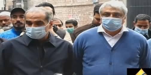 It's Better For Nawaz Sharif To Not Return To Pakistan - Khawaja Saad Rafique