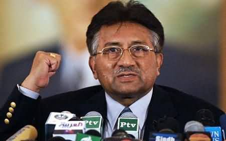 It Was Not Only My Decision to Impose Emergency - New Stunt of Pervez Musharraf