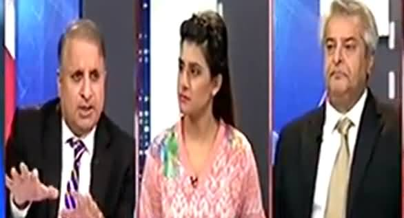 It Was Unexpected That Khawaja Asif Supported Imran Khan's Dam Fund Campaign - Rauf Klasra