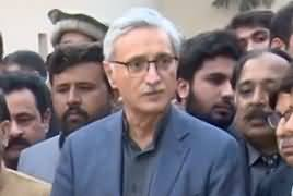 Jahangir Khan Tareen Media Talk in Faisalabad - 4th December 2018