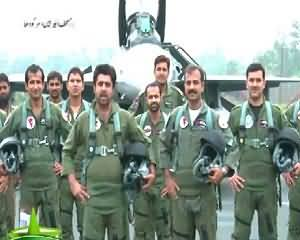 Jaiza (6th September Pakistan Defense Day Special) – 3rd September 2015