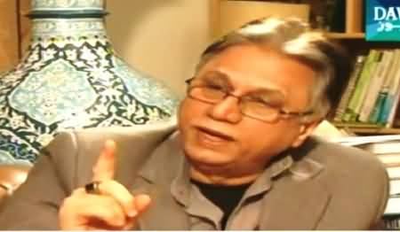 Jaiza (Hassan Nisar Exclusive Interview) - 16th February 2015