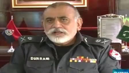 Jaiza (IG KPK Police Nasir Khan Durrani Special Interview)- 1st June 2015